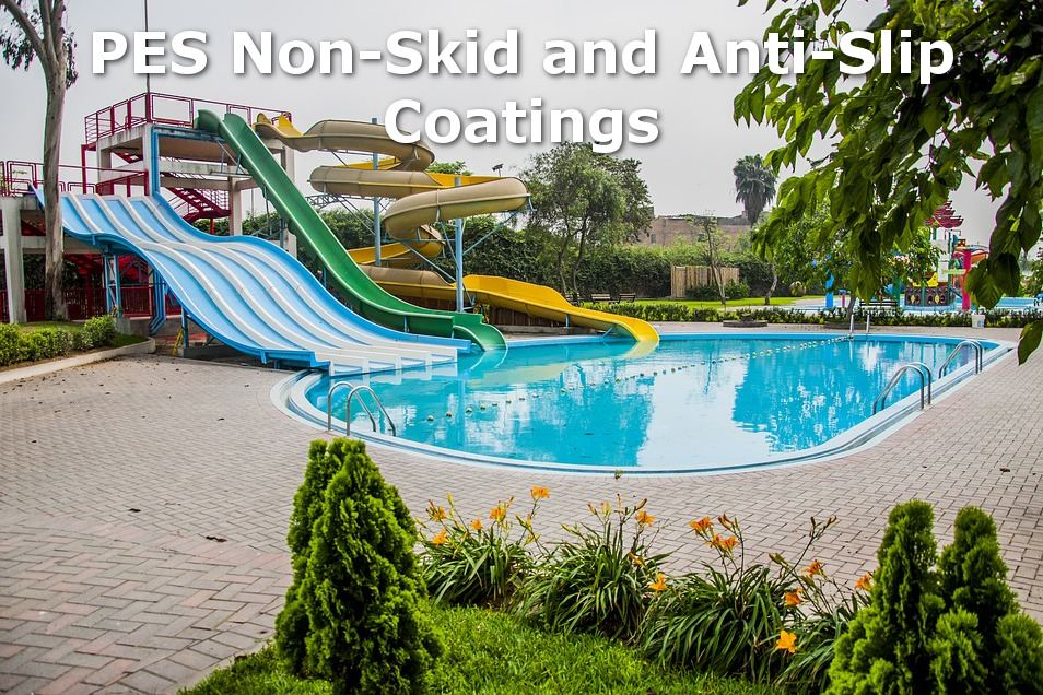 PES Non-Skid and Anti-Slip Coatings