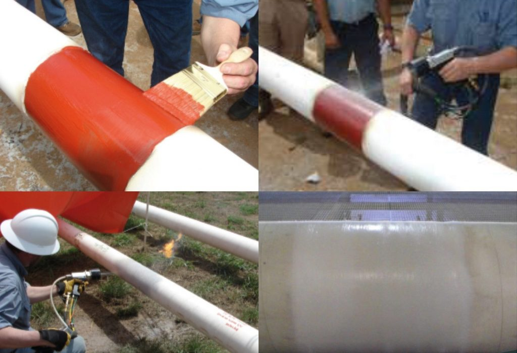 PES products - Pipe Field Joint Coating